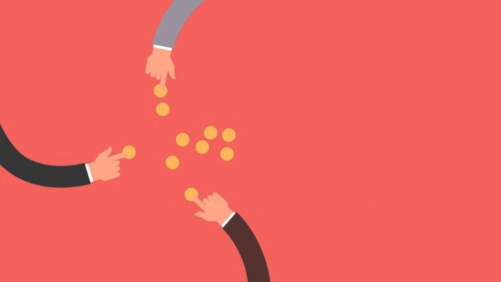 Попросить денег у людей в интернете